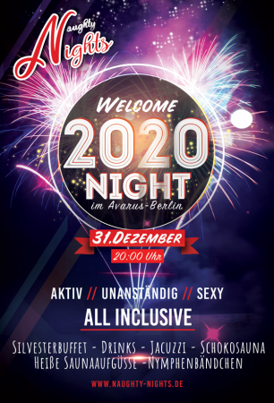Welcome 2020 Night